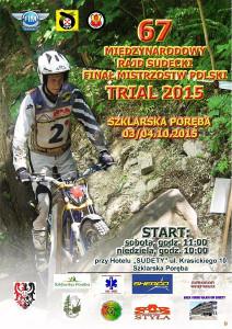 67 Rajd Sudecki TRIAL 2015